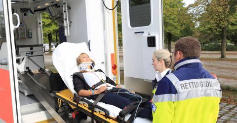 Ambulances coulmé-rouillé loudéac